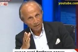 Yaşar Nuri Öztürk Gülgün Feyman'ı şok etti