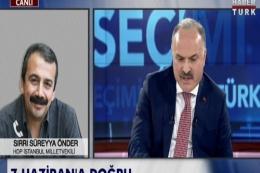Sırrı Süreyya şoku : 'Konuşma lan konuşma'