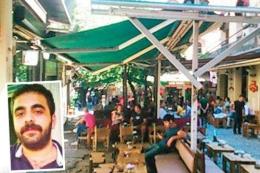 CHP'li vekilin oğlu Beyoğlu'nu birbirine kattı