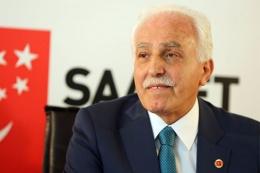 Mustafa Kamalak'tan seçim barajı çıkışı