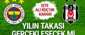Yılın takası gerçekleşecek mi? İşte Fenerbahçe'nin kararı