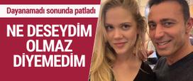 Serel Yereli'nin Mustafa Sandal itirafı : Olmaz diyemedim