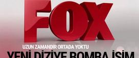 FOX TV'nin Vurgun dizisine bomba isim uzun zaman sonra ortaya çıktı