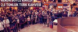 Türkiye'de inanılmaz rekor! Rekor kitabına Türkiye'nin adını yazdırdık