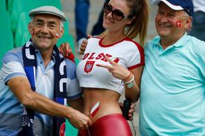 EURO 2016'dan keşke elenmeseydik dedirten görüntüler