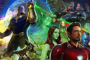 Avengers: Infinity War'dan beklenen Türkçe dublajlı fragman