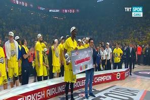MVP Ekpe Udoh 1 milyon mil kazandı