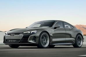 Audi yeni elektronik aracıyla Tesla'ya rakip olacak