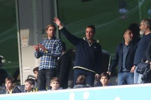 Fenerbahçe tribünlerinde Ali Koç sesleri