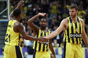 Fenerbahçe Doğuş'un Play-Off'taki muhtemel rakipleri