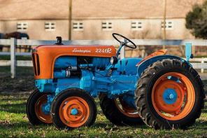Lamborghini'den 45 bin dolara traktör!