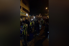 Fenerbahçeliler kombine için geceden kuyruğa girdi