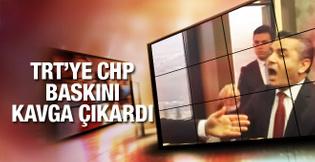 CHP li vekillerden TRT ye Atatürk baskını!