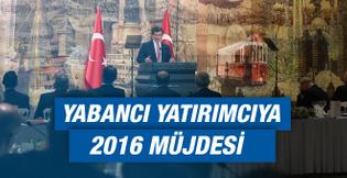 Davutoğlu 2016 yılı için umutlu konuştu