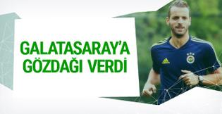 Soldado'dan Galatasaray'a gözdağı