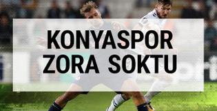 Atiker Konyaspor  Salzburg maçı sonucu ve özeti