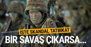 Erdoğan'ın tepki gösterdiği NATO tatbikatıyla ilgili bilinmeyenler!