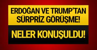 Soçi zirvesi sonrası Erdoğan'dan sürpriz görüşme!