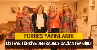 Gaziantep dünya listesine girdi Forbes hemen haber yaptı