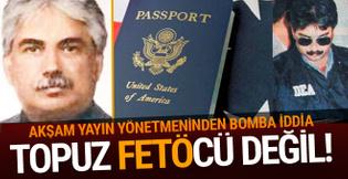 Akşam Yayın Yönetmeninden bomba Metin Topuz iddiası!