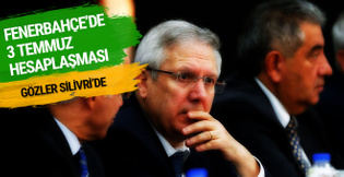 Fenerbahçe'de 3 Temmuz hesaplaşması!