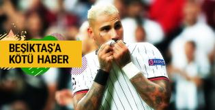 Quaresma'dan Beşiktaş'a kötü haber
