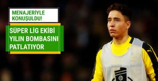 Fenerbahçe'den Emre Mor bombası!