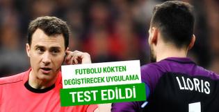 Fransa-İspanya maçında VAR uygulaması test edildi