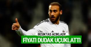 Beşiktaş Cenk Tosun'un fiyatını belirledi