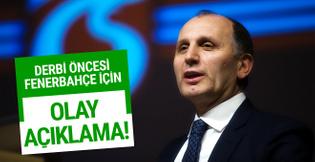 Muharrem Usta'dan Fenerbahçe için olay açıklama!