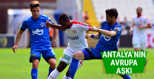Kasımpaşa-Antalyaspor maçının sonucu ve özeti