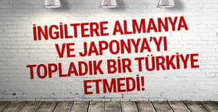 Türkiye insani yardımda dünya devlerini solladı