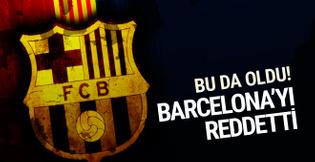 Brezilyalı yıldız Barcelona'yı reddetti!