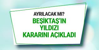 Quaresma açıkladı! Beşiktaş'tan ayrılıyor mu?