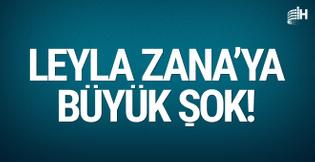 Yemin etmeyen Leyla Zana'ya büyük şok!