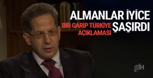 Alman istihbaratından bir garip Türkiye açıklaması