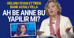 Nazlı Ilıcak'ın oğlu Mehmet Ilıcak: Ah be anne, Nagehan'a bu yapılır mı?