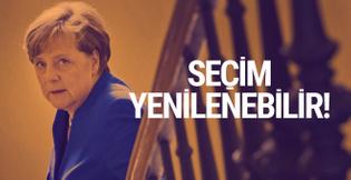 Jamaika Koalisyonu ne demek Almanya'da seçim yenilenebilir!