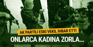 Ankara'da operasyon Ak Partili vekil şikayet etti 50 adres basıldı