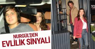 Gülperi dizisinin başrolü Nurgül Yeşilçay'dan evlilik sinyali!