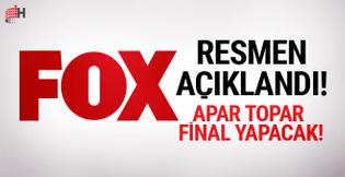 Fox Tv resmen duyurdu! O dizi için apar topar final kararı