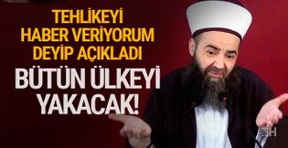 Cübbeli Ahmet tehlikeyi haber veriyorum deyip uyardı!
