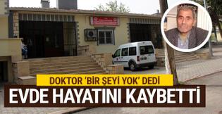 Hastaneden taburcu edildi kazadan 6 saat sonra evde öldü