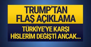 Donald Trump'tan son dakika Türkiye açıklaması!