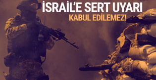 Rusya'dan İsrail'e sert uyarı: Kesinlikle kabul edilemez