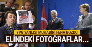 Yıldırım'dan PKK yanlısı gazeteciye tokat gibi cevap