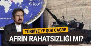 Türkiye'ye küstah çağrı: Operasyonu durdurun