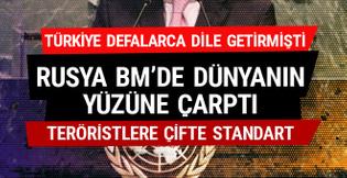 Rusya'dan flaş iddia: 120 DEAŞ'lı PYD/PKK'ya katıldı