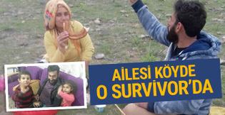 Cumali Akgül eşi ve çocuklarını bırakıp gitti! Karısı köyünde...