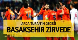 Medipol Başakşehir Kayserispor maçı sonucu ve özeti